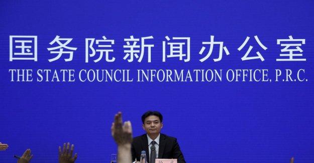 Hong Kong, hablar por primera vez a las autoridades chinas: para Castigar a los violentos, y para re-establecer el orden