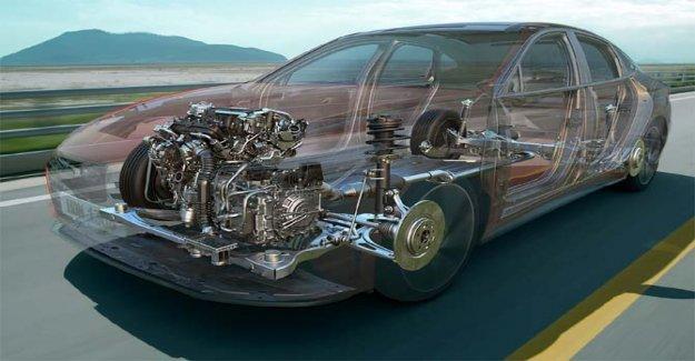 Hyundai, cómo muchas de las ideas de los motores del futuro
