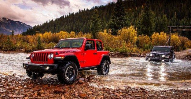 Jeep Wrangler, el juguete perfecto