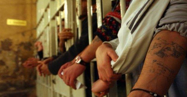 Las cárceles, el hacinamiento en 119,8%, la más alta en la Ue, seguido por Hungría y Francia