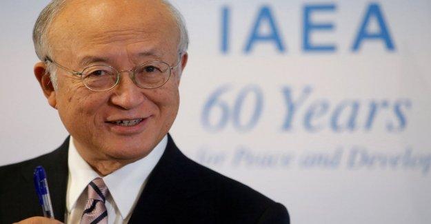 Las naciones Unidas: muerto, Yukiya Amano, director general de la Oiea