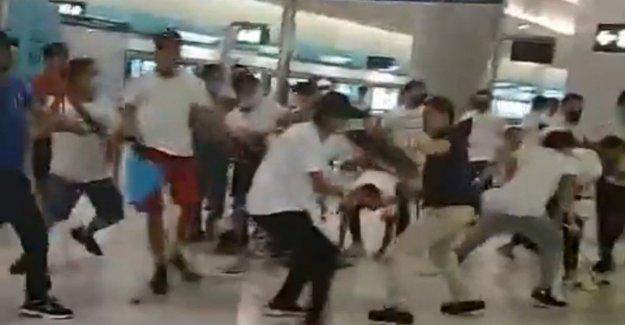 Las protestas y la violencia en Hong Kong, Beijing: es un insulto a todo el pueblo chino