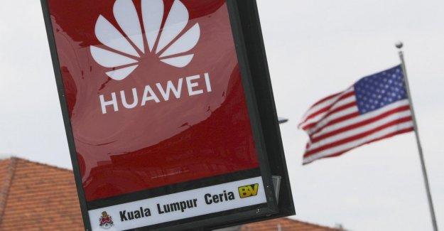 Los Estados unidos aflojar las restricciones a Huawei