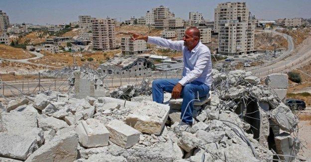 M. O., la Autoridad palestina suspende todos los acuerdos con Israel