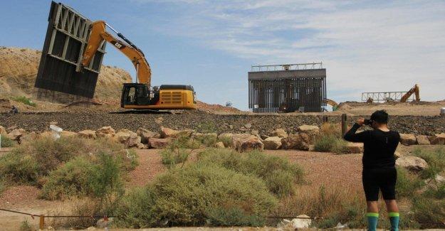 México, el ok de la Corte Suprema de Triunfo el uso de los fondos del Pentágono para la construcción de la Pared