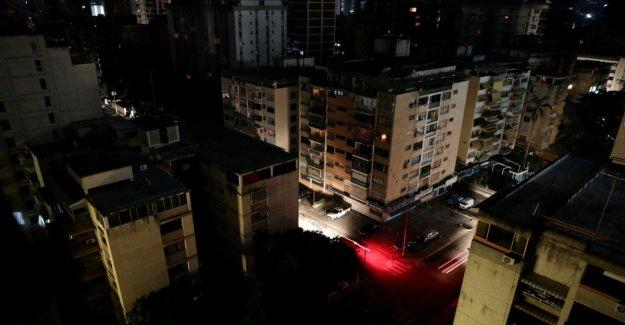 Nuevo apagón en Venezuela. Para el ministro de comunicaciones es un ataque electromagnética