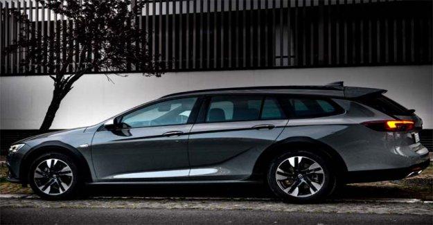 Opel plantea la Insignia Country Tourer
