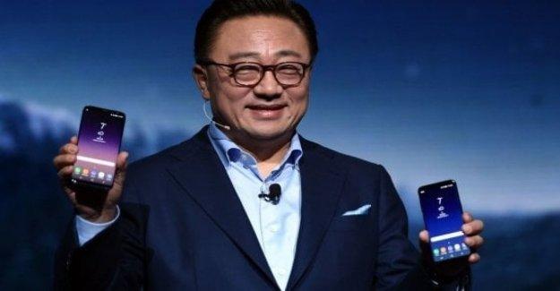 Samsung, habla Dj Koh: desde el fracaso de las Notas de los 7 a los retrasos de la Galaxia Veces. El mercado sólo cuando va a ser perfecto