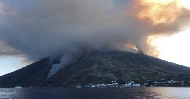 Stromboli, uno de los volcanes más activos en el mundo: desde el tsunami a la explosión