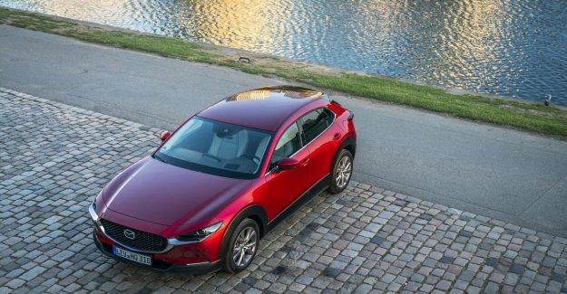 Super utiliza, Mazda lanzó su idea