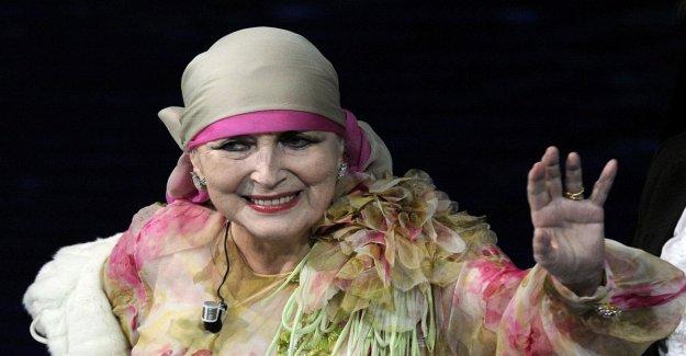 Valentina Cortese, la despedida de la última diva: el profundo dolor por la muerte de la actriz