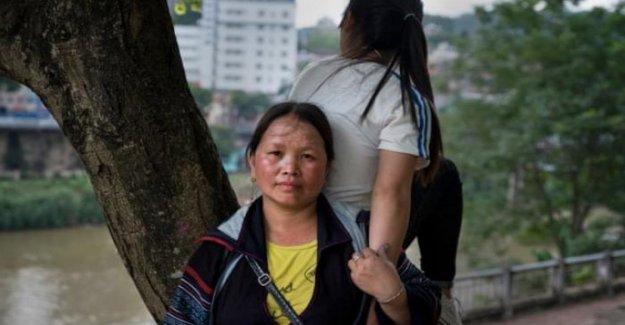 Vietnam, las mujeres, los bebés y los niños: es el aumento en el tráfico de seres humanos a China
