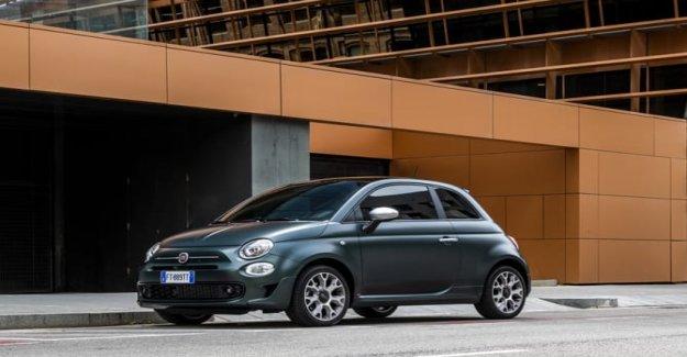 Y el Fiat 500 moscas en el coche-compartido también en Rusia
