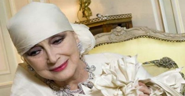 está muerto Valentina Cortese, la señora de las escenas
