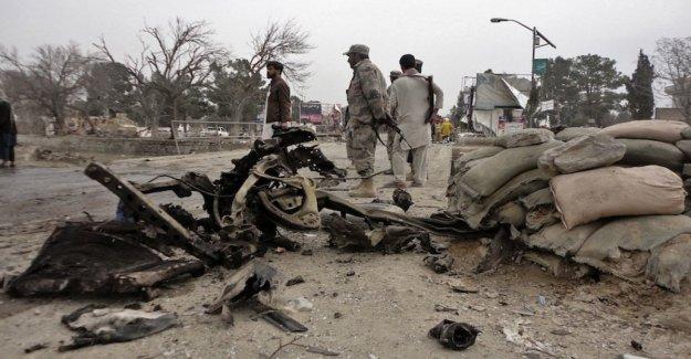 Afganistán, de 4.000 civiles muertos o heridos en el primer semestre del año; y la paz es mucho