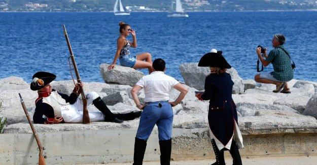 Ajaccio, celebraciones y eventos para el 250 aniversario del nacimiento de Napoleón