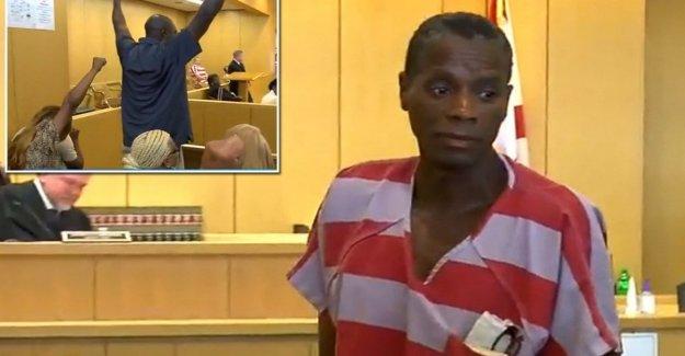 Alabama, libre después de 36 años en prisión por haber robado 50 dólares
