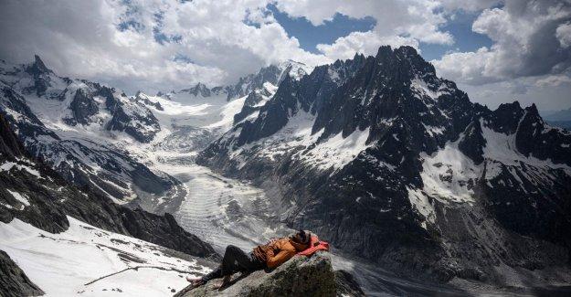 Alpes. En un siglo, los glaciares de la mitad. El 70 por ciento de la pérdida en los últimos 30 años