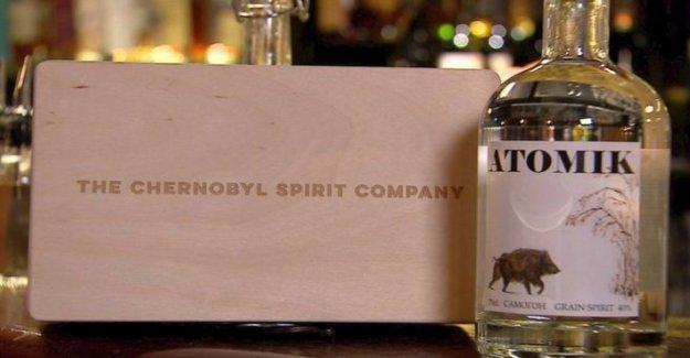 'Atomik', el primer vodka producido a partir de trigo contaminado en Chernobil