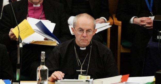 Brexit, también despliega el arzobispo de Canterbury. En Contra De Johnson?