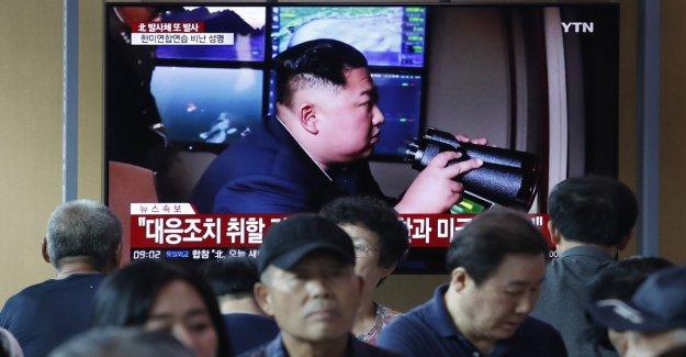 Corea del norte: Kim, la última prueba de misiles de advertencia a los estados Unidos y Seúl