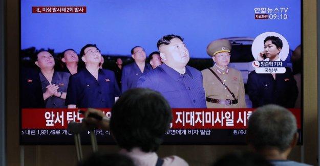 Corea del norte, Kim lanza los otros dos misiles, y dice no a las conversaciones con el Sur
