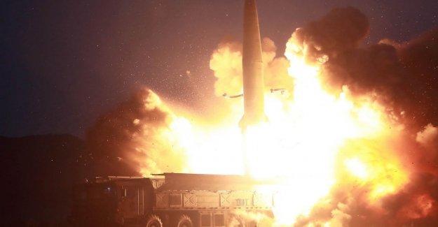 Corea del norte, Seúl denuncia: el lanzamiento de dos misiles no identificado
