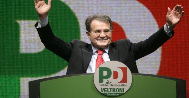 Crisis: Prodi propone un gobierno con una mayoría de Ursula