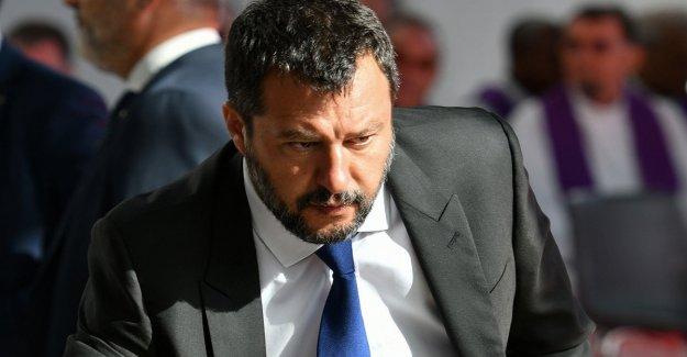 Crisis de gobierno, Salvini: El 20 de agosto de sfiduceremo la premier Earl. Y apuesta en el corte de la parlamentaria