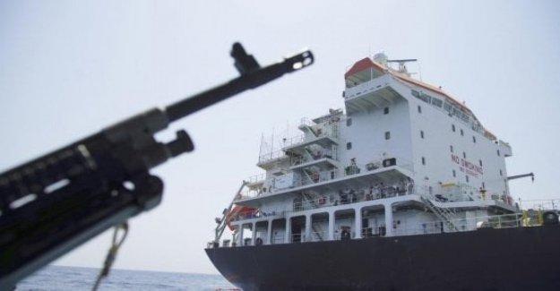 El golfo pérsico, Irán se apodera de otro de los petroleros extranjeros