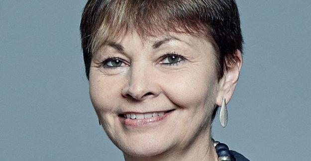 El reino Unido, la propuesta de los Verdes: un gobierno de diez mujeres para detener Brexit