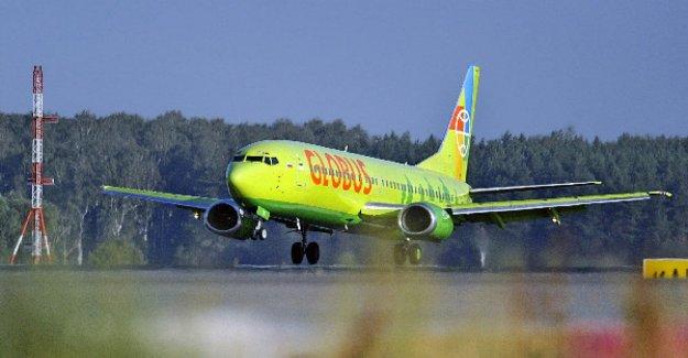 El vuelo Bari-Moscú será la tierra en Kiev debido al mal tiempo, el agradecimiento del ministerio ruso de asuntos Exteriores