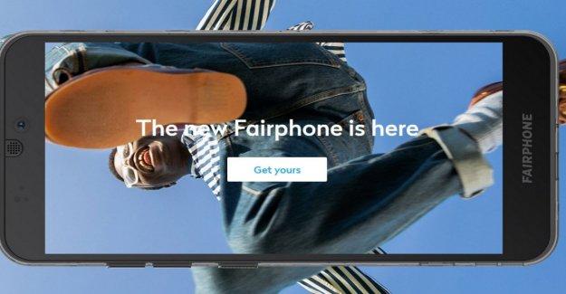 Fairphone, aquí está la tercera generación del smartphone de ética
