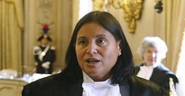 Gabriella Palmieri, la primera mujer que dirige la fiscalía general del Estado