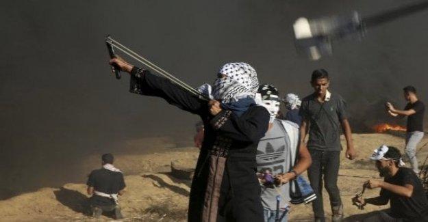 Gaza, el hombre armado que mató a la frontera con Israel. Ayer golpe comando palestino