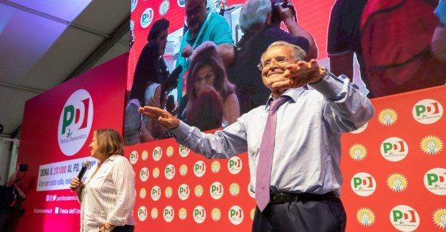 Gobierno de Prodi: considero la vida de mí. Me gustaría hacer un ministerio de la Inmigración