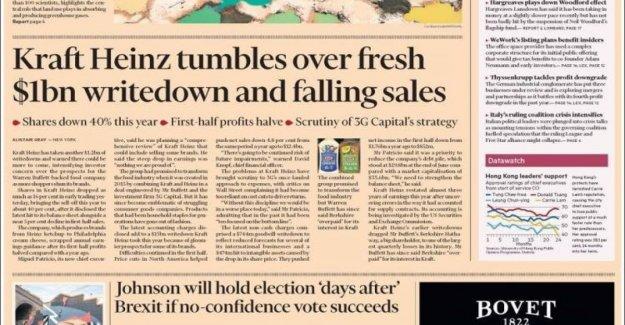 La crisis en el gobierno, de Londres: La tercera mayor economía de la eurozona y en el caos