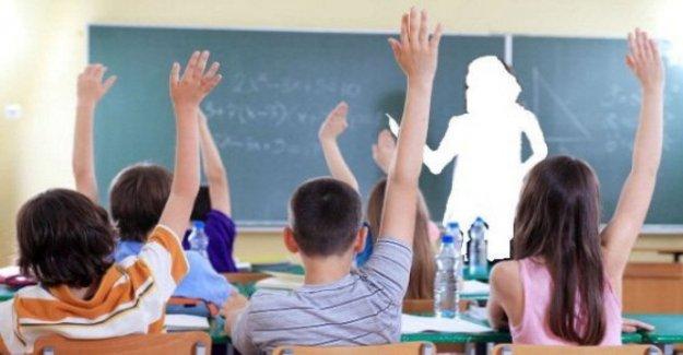 La escuela, la ira de los sindicatos contra el gobierno: Usted desbloquear el decreto para guardar la precaria