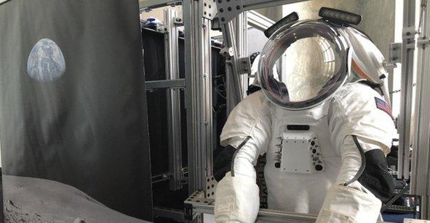 La forma más conveniente y digital: el nuevo traje espacial para ir a la Luna y Marte