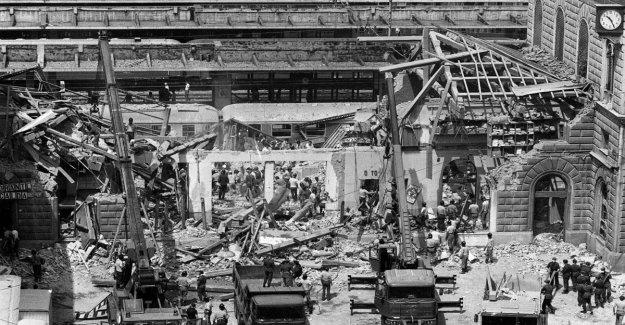 La masacre de Bolonia, Mattarella: Eliminar las sombras. Bonafede: El tiempo de silencio está terminado, ha Sido negligente durante décadas