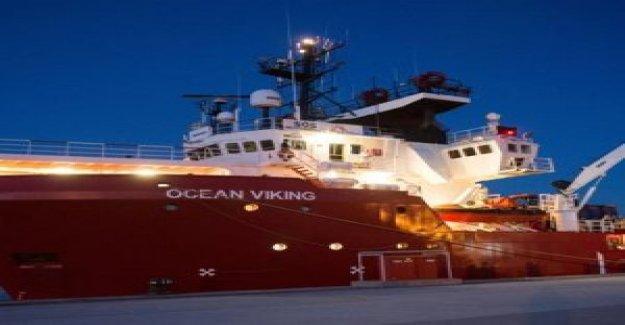 La migración, el Océano Viking: guardar el día de hoy, muestra que los barcos de rescate todavía están muy necesaria en orden.