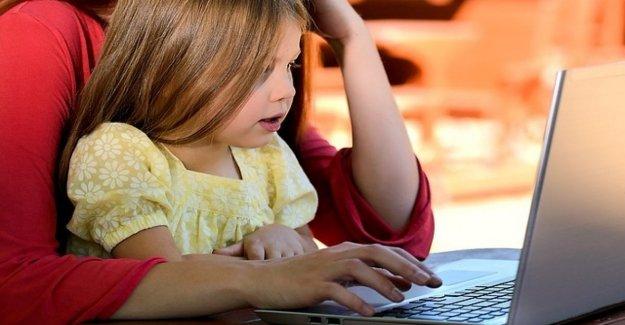 La tarea? Los niños prefieren la ayuda de la web