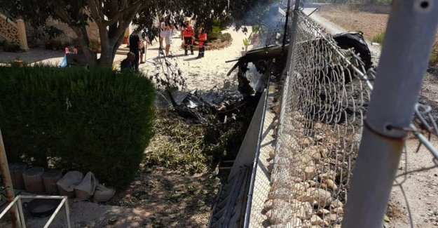 Los accidentes de aviación, la colisión entre el helicóptero y ultra-luz en Mallorca: entre las 7 víctimas también dos menores