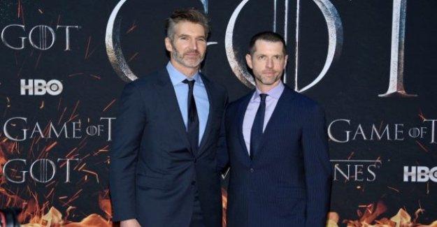 Los creadores de 'El trono de espadas' firmó un acuerdo con Netflix: decir adiós a la Hbo