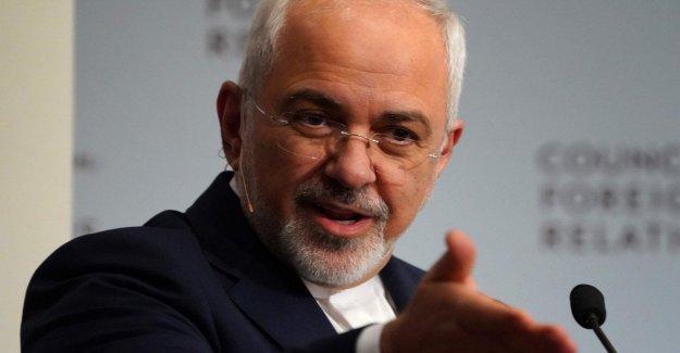 Los estados Unidos impusieron Javad Sharif. El primer ministro de irán: no me importa, no tengo los activos fuera de Irán