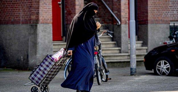 Los países bajos, entrará en vigor la ley que prohíbe el uso del burka y el niqab, pero las mujeres son un par de cientos de