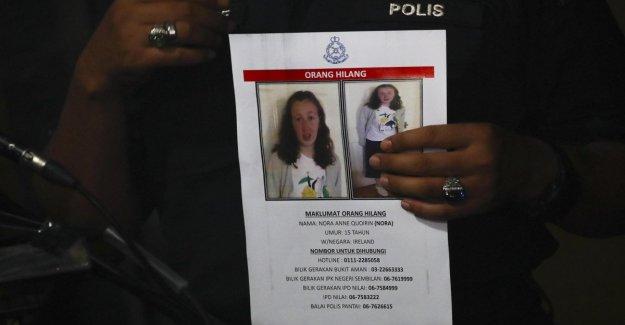 Malasia, 15-year-old English desaparece en la selva. Estaba de vacaciones con los padres