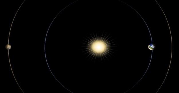 Marte 'desaparece' detrás del Sol: no hay comunicación con el planeta rojo