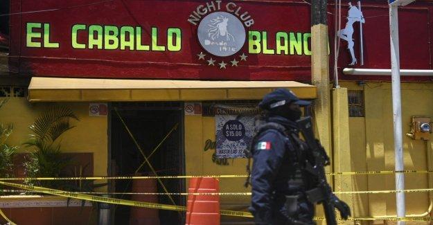 México, una masacre en una discoteca: 26 muertos, fue una disputa entre dos cárteles