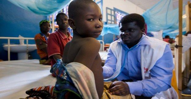 Nigeria del norte-este, además de la guerra civil, ahora existe el riesgo de que la propagación de la malaria
